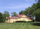 Hibernia Mansion in Coatesville, PA.