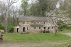 Plantation farmhouse in Ridley Creek State Park